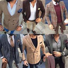 Одиннадцать правил делового стиля в мужской одежде